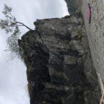 高知の名課題、松風を登る